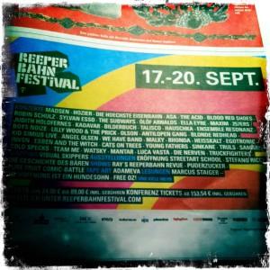 Anzeige Reeperbahnfestival Mopo
